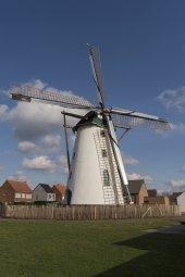 Bezoek de molen in Stormen Sterk - april