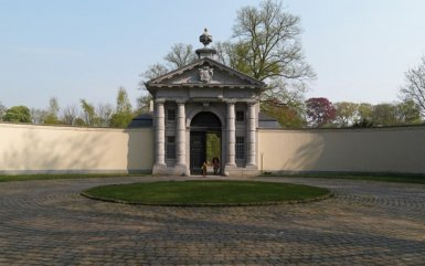 Historische rondleiding in domein Roosendael - dec 19
