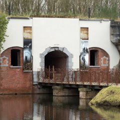 Fort van Duffel in de running voor de eerste Onroerenderfgoedprijs