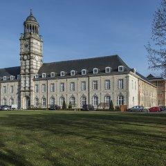 Zuidvleugel abdij wordt intergemeentelijke bib