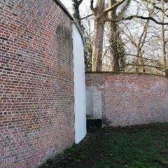 Poortgebouw van domein Roosendael onder de loep