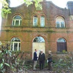 Synergie voor opwaardering Synagoge te Kalmthout