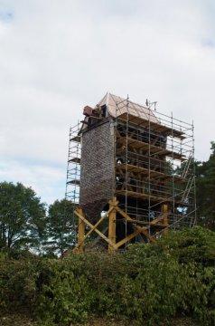 Spectaculaire start voor restauratie Beddermolen