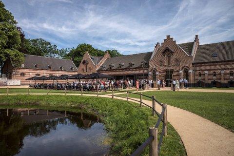 Gloednieuw bezoekerscentrum voor Wortel- en Merksplas-Kolonie