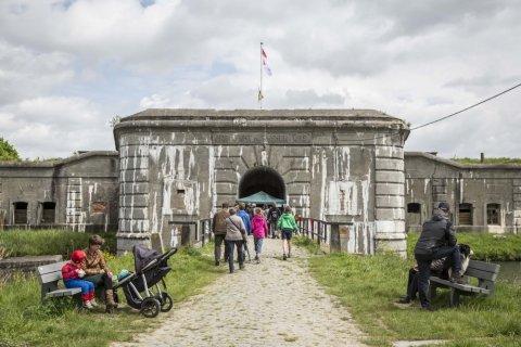 Fort Kessel_Copyright provincie Antwerpen 2