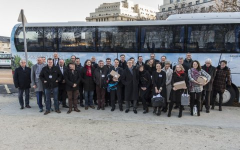 Wortel- en Merksplas-Kolonie kloppen aan bij Unesco in Parijs
