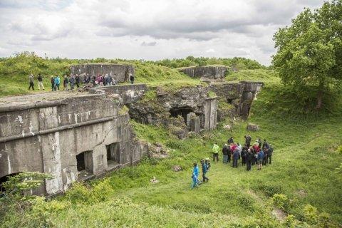 Fort Kessel_copyright provincie Antwerpen 1