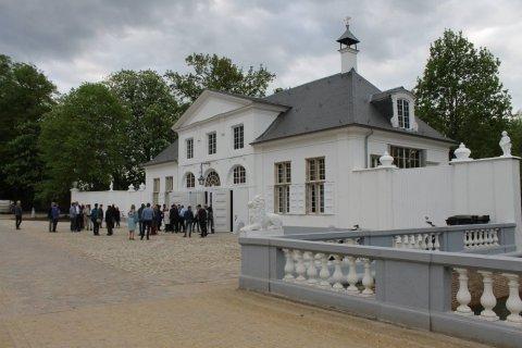 voorzijde brasserie hof ter linden