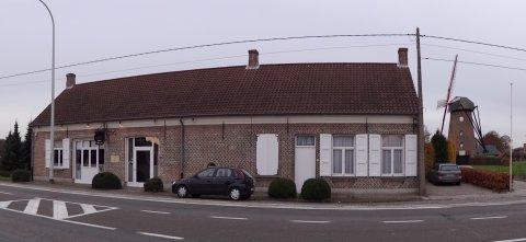 Molenhuis van de Scherpenbergmolen in Malle zoekt nieuwe bestemming