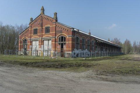 Eerste horde genomen voor restauratie van oude rangeerloods in Essen