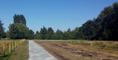 Wandel zondag mee op nieuw pad in Hof ter Linden!