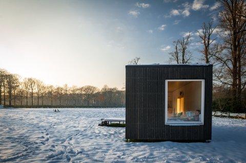 Slow Cabins: even weg van de wereld in Wuustwezel