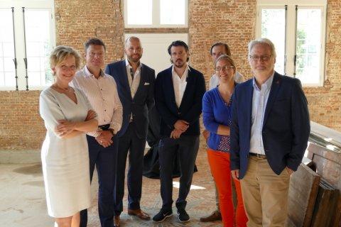 Hof Ter Linden krijgt gastronomisch restaurant in oostelijk koetshuis
