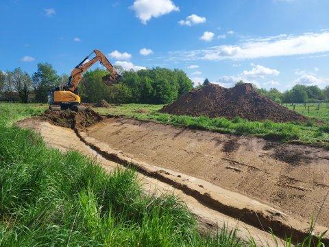 Diepenbeek in Borsbeek mag weer meanderen